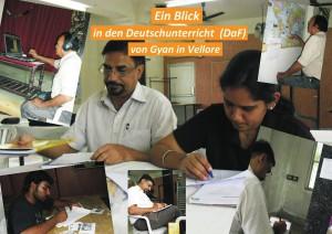 Deutsch in Indien